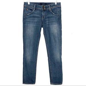 Hudson straight leg jeans size 28 -0619
